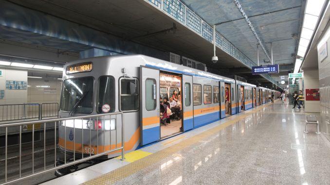 Stambulas nakts metro maksas grafiks