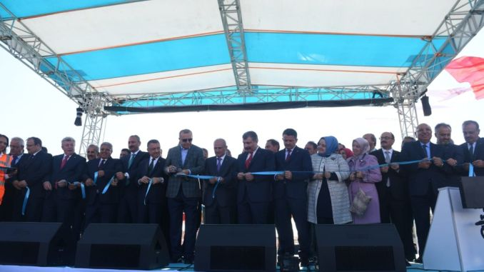 istanbul izmir highway abde yid within the scope of the largest project