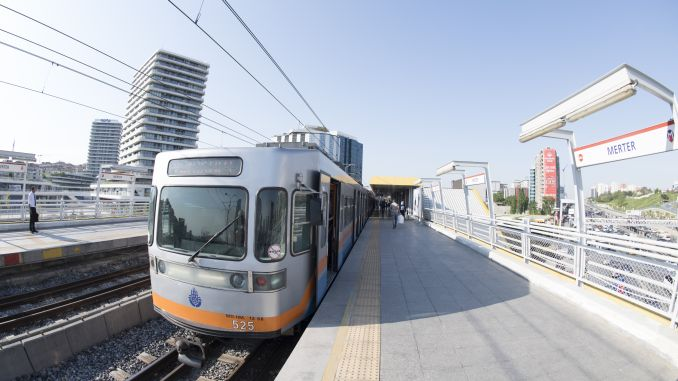 Istanbul metro lines will work at night was announced