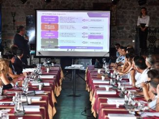 Izmir's transportation plan was discussed