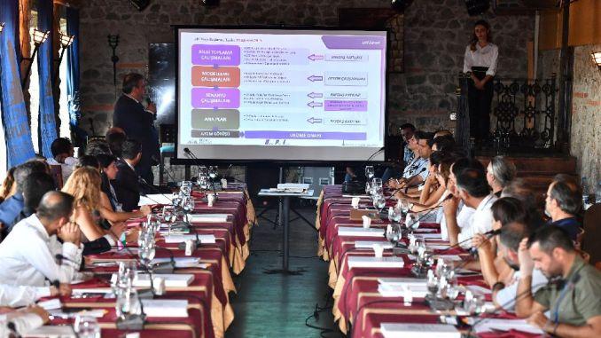 Обсъден е транспортният план на Измир