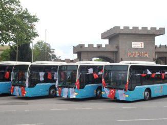Kahramanmaras牲畜交换巴士服务开始