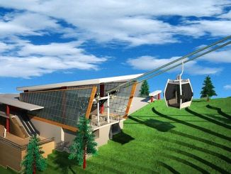 proyekto ng carepe cable car sil bastan