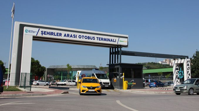 thousand per month from the Kocaeli terminal thousand people
