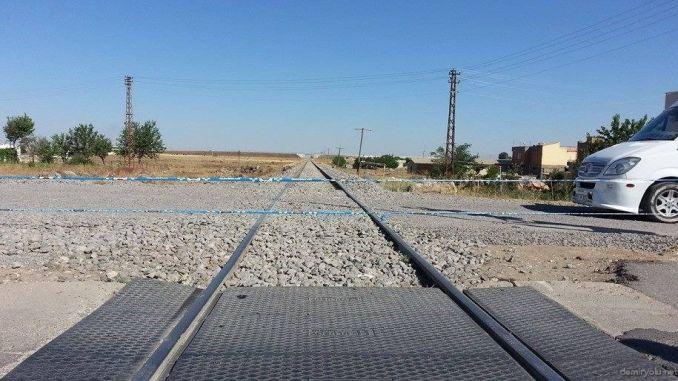 Entsperrung Bahnübergang mit elektrischen automatischen Schranken Tender Ergebnis