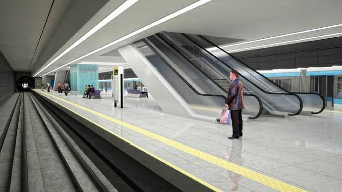 הרכבת התחתית מרסין תועבר לתוכנית ההשקעה הממשלתית