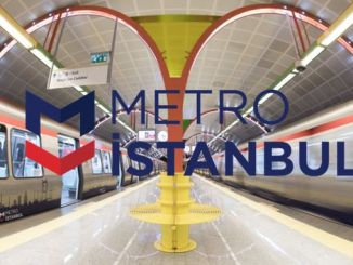 metro in de hoofdlijst van istanbul
