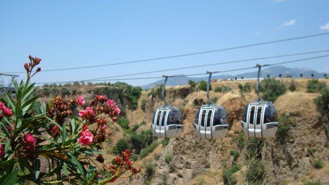 kapalaran ng pinarbasi aytepe cableway line