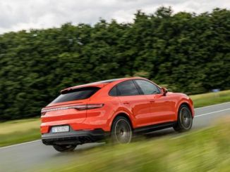 Porsche Agden menjual ribuan kendaraan di bulan pertama