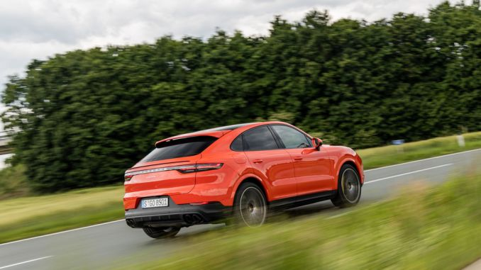Porsche Agden sells thousand vehicles in the first month