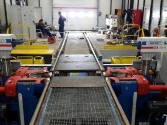 rafamet uge n zemin alti cnc tren tekerlek tornasi revizyonu