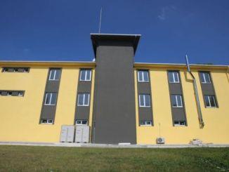 tcddye nuovo edificio di servizio al piano