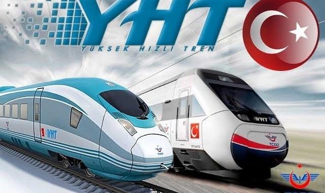 TCDD YHT - High Speed Train
