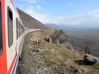 Van Golu Express tidsplaner og priser for togbilletter