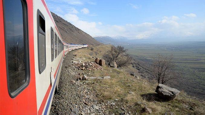 Разписания на Van Golu Express и цени на влаковите билети