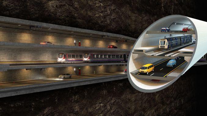 Ku janë tunelet e mëdha të Stambollit?