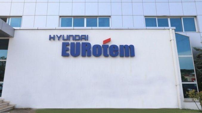 EUROTEM Фабрика за бързи влакове