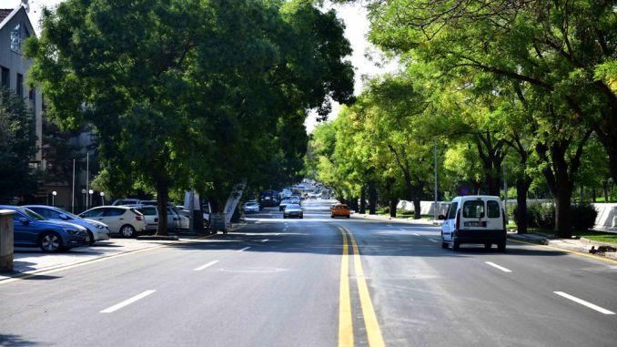 Genclik Street