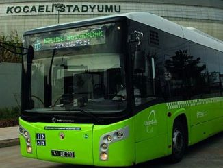 Dodatna ekspedicija autobusa Kocaelispor Golcukspor Macina