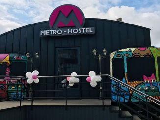 Metro Hostel Dibuka di Distrik Podol Kiev