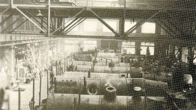 Ateliers ferroviaires de Sivas
