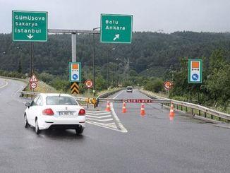 obres de reforma de la carretera anatòlica