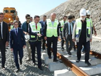 ankara sivas yht line rail filing heat is accelerated