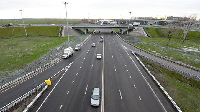 tatarstan cost of mega highway to connect gin with europe