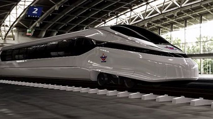 turhan our goal is the production of national high-speed train sets