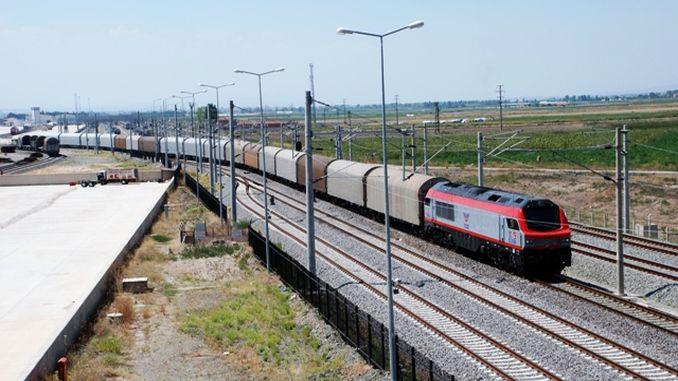 magsisimula ang madaling kaparule mabilis na konstruksyon ng tren