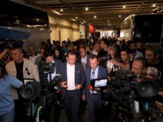 President imamoglu ibbye transferred to the bayrampasa bus station found reviews