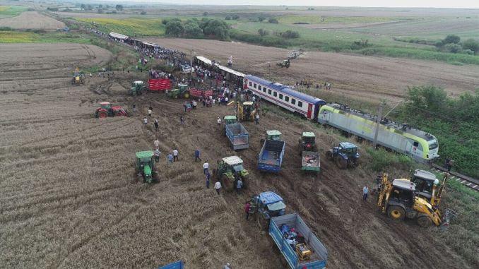Звіт експерта з аварій потягу Корлу з відмивання tcddyi впоратися