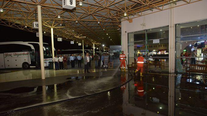 diyarbakir sehirlerarasi otobus terminali piril piril