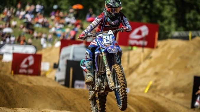 Motocross world championship in Turkey in the world to introduce