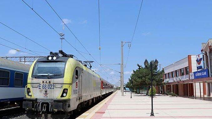 edirne istanbul -rautatie ja junat olisi poistettava