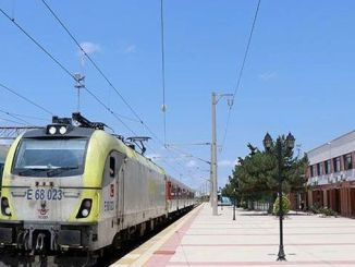 edirne伊斯坦布尔铁路和火车应该被淘汰