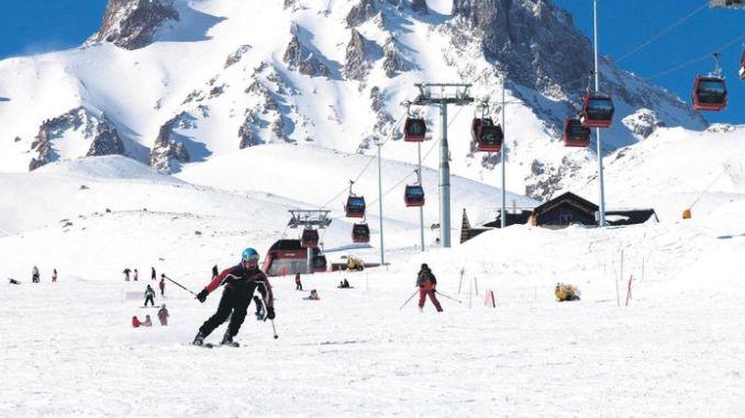 erciyes滑雪胜地季节缆车票价
