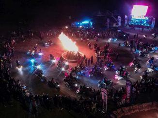 erciyes moto fest הסתיים בגמר מרהיב