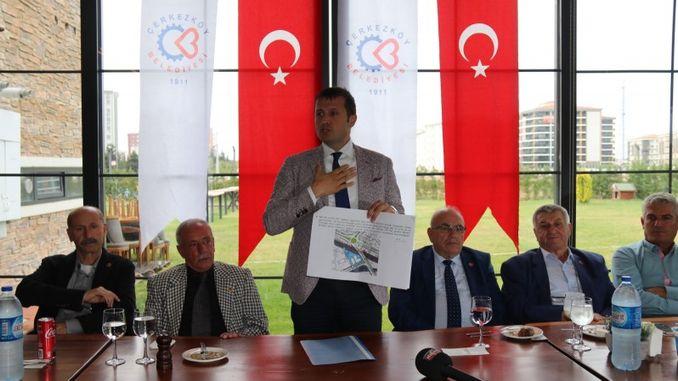 Halkalı Kapikule High Speed Train Project will add value to Cerkezkoy