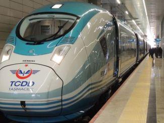 fast train times
