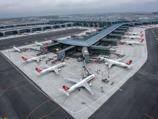 cost of istanbul airport is billion euros