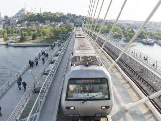 9月在伊斯坦布尔的公共交通工具将免费