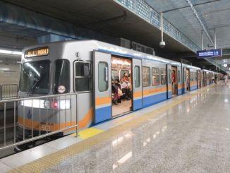 које метро и аутобуске линије у сат времена за Истанбул