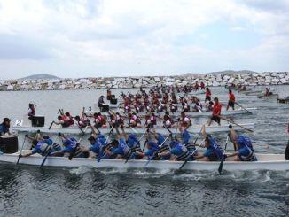 istanbulda kurumlar arasi dragon bot festivali heyecani