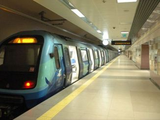 Istanbul's rail systems were discussed