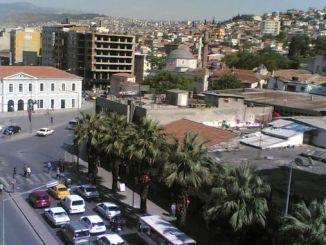 izmirliler opmærksomhed murselpasa boulevard ændrer trafikstrømmen