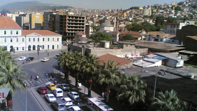 izmirliler attention murselpasa boulevard is changing traffic flow