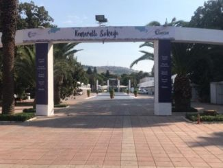 kemeralti is a guest at izmir fair