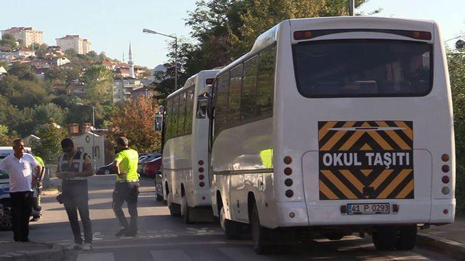 ကျောင်းသားဝန်ဆောင်မှုများ၏တင်းကျပ်သောကြီးကြပ်မှု kocaeliden