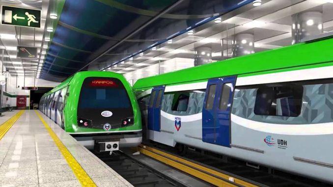 tender za podzemnu željeznicu Konya koji će se održati u septembru